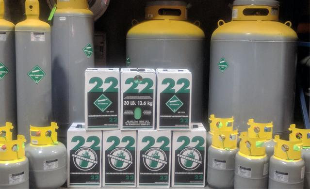 purchase R-22 Freon Refrigerant R-22